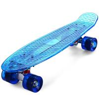 Cheap 22 retro mini transparentskateboard for sale