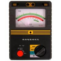 Cheap Portable Clamp Digital Insulation Resistance Tester 6V DC Power Supply for sale