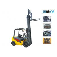 Cheap Heavy Duty 3.5 Ton Electric Forklift Truck With CE Certificate for sale