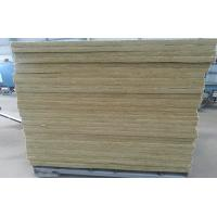 China Thermal And Acoustic Weather Proof Rock Wool Insulation High Temperature on sale