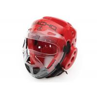 Cheap Adjustable Fit PPE Safety Gear Face Protection Customized Logo For Scooter for sale