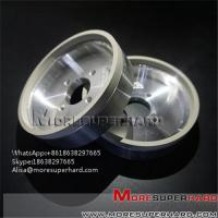 Cheap Vitrified diamond grinding wheels for PCD & PCBN tools  Alisa@moresuperhard.com for sale