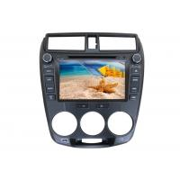 China 2014 City Honda Navigation System Android 4.2.2 DVD Player Dual Core Wifi 3G Bluetooth on sale