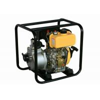 Cheap 170F 5.5hp 2 Inch WP20 Diesel Powered Water Pumps centrifugal WITH CE Standard for sale