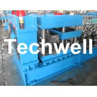 Cheap Grain Silo Corrugated Steel Sheet Roll Forming Machine For Corrugated Wall Panels for sale