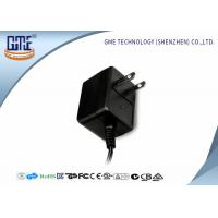 Cheap Universal 12v adapter ac 100-240v to 50-60hz 12 volt Wall Mount power dc 0.2a 0.8a  2 pin plug wholesale
