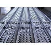 Quality Galvanized Steel High Ribbed Formwork 450mm Width With 14MM-21MM Height wholesale
