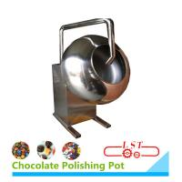 Cheap SSS304 Material Chocolate Coating Equipment For Chocolate Beans 1 Year Warranty for sale