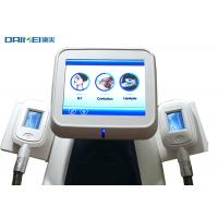 Cheap 5 In 1 Vertical Cryo Fat Freezing Machine With Ultrasonic Liposuction for sale