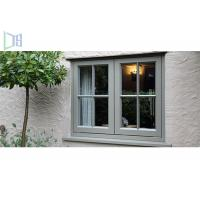 Buy cheap Aluminium Casement Double Glazing Tempered Glass Window Environment-Friendly from wholesalers