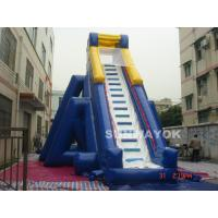 Cheap Woderful Inflatable Airship For Inflatable Water park / inflatable amusement park for sale