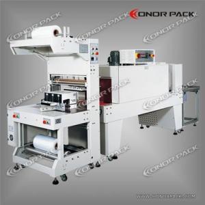Cheap Semi-Automatic Shrink Wrap Machine for sale