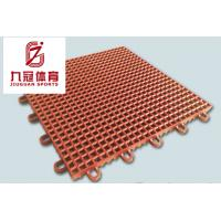 Cheap Best quality PP interlocking flooring in China for sale