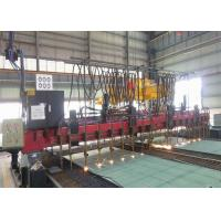 Cheap H Beam Automatic Welding Machine Corrugated Web Flange Steel Sheet Production for sale
