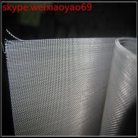 China High tensile strength 40 60 80 100 120 150 250 300 mesh pure nickel wire mesh /stainless steel mesh/metal mesh on sale