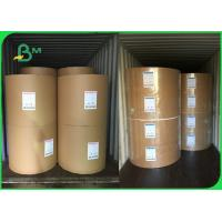 Cheap 45gsm 49gsm Smooth PrintableNewsprintPaper In Roll For Wrapping Custom for sale