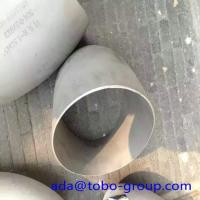 Cheap Stainless Steel Elbow Pipe ASTM A182 F51 / UNS31803 / 1.4462 DN 15-1500 for sale