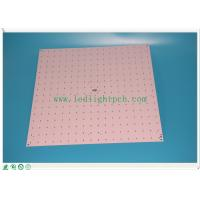 Cheap Lead Free aluminum LED Panel PCB design with mcpcb , SMD2835 5050 5630 G2 24vled for sale