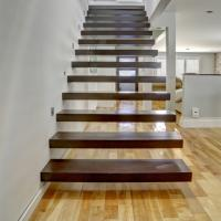 Cheap floating stair / Glass Staircase / Build Floating Staircase for sale