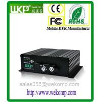 Cheap Wekomp economic 4ch SD card mobile DVR with GPS for sale
