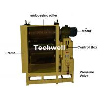 Cheap 300 / 360 / 400mm Wood Floor Embossing Machine Widely Used for Embossing on Solid Wooden Board for sale