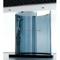Cheap Colored Shower Glass / Bending Tempered Glass for sale
