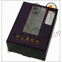 Cheap Digital Printing Luxury Product Packaging Boxes For Electronics Gold Stamping for sale