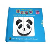 Cheap Die cutting, lamination, inner draw paper board Childrens Book Printing Service for sale