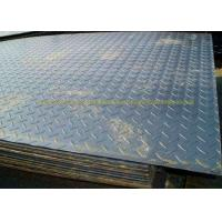 Cheap A36 RENTAI Safety Corrugated Metal Floor Decking 1000mm - 1500mm Width for sale