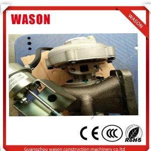 China Grey Color Komatsu Electrical Parts Turbo Rebuild Kit For 6137-82-8200 Customized Size on sale
