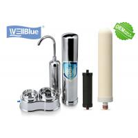 Cheap Ceramic Countertop Drinking Water Filter Antimicrobial For Remove Heavy Metal for sale