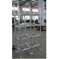 Cheap Price Step Ladder Cuplock Scaffolding Building Construction Material, Cuplock Andamios for sale