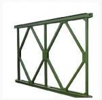 Cheap Temporary Steel Suspension Bridge Prefabricated Bailey Suspension Bridge for sale