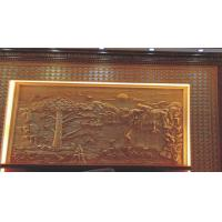 China Antique PU wall plaques for home decoration on sale