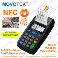 Movotek rfid terminal for Fuel Card, Membership Card, Gift Card, Game Card
