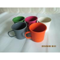 Cheap Eco Bamboo Fiber Dinnerware Camping Cup for sale