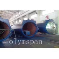 Buy cheap Food Rubber AAC Autoclave Pressure Vessel For Chemical / Textile / Wood from wholesalers