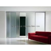Cheap Acid Etched Glass / Frosted Glass / Painted Glass Door / En12150 Approved for sale