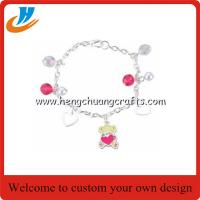 Cheap China products/suppliers wholesale Bracelets/metal Bracelets with custom design for sale