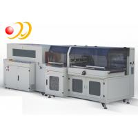 Cheap Automatic Side Sealing Shrink Wrapping Machine For PET Bottle for sale
