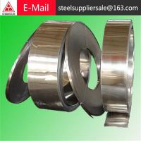 Cheap dx51d cold rolled galvanized steel strips price for sale