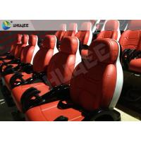Cheap Burning Blood Exciting Motion Mobile 5D Cinema With Luxurious Armrest Seats Two Years Warranty for sale