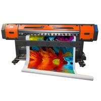 Cheap Large Format Eco Solvent Printer , Maintop Flex Banner Printing Machine for sale