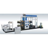 Cheap Automatic 6 Color Flexographic Printing Press For Woven Fabric / Bag High Speed for sale