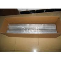 Cheap High Strength Retractable Fly Screens, Anti UV Window Screen Roll 500 - 3000 Mm for sale