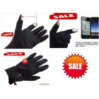 China winter outdoor touch screen gloves on sale