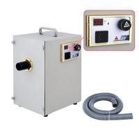 China Vacuum Dust Collector Dental Lab Cleaning Machine 300W With Digital Control on sale