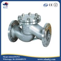 Cheap Stainless Steel Lift Check Valve PN16 PN25 PN40 for sale