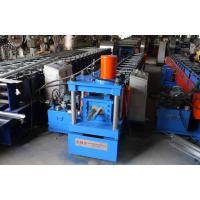 China 12-18m/Min Metal Jamb Door Frame Roll Forming Machine Low Maintenance Cost on sale