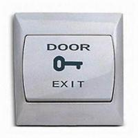 Cheap Access Control with Door Release Button or Electric Lock, Measures 86 x 86 x 20mm for sale